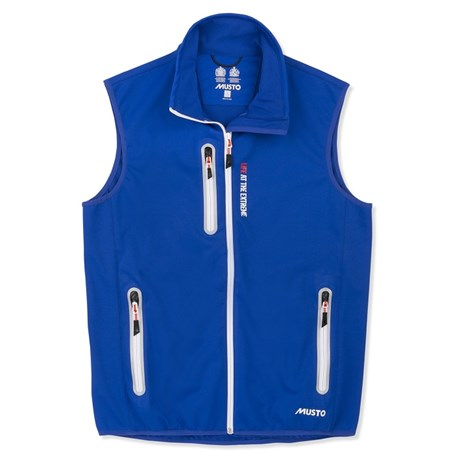 MUSTO AUCKLAND GILET